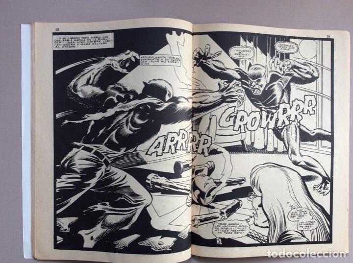 Cómics: EL HOMBRE LOBO / WEREWOLF VOLUMEN 1 Y 2 Completa - Foto 14 - 266647983