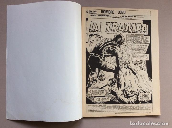 Cómics: EL HOMBRE LOBO / WEREWOLF VOLUMEN 1 Y 2 Completa - Foto 17 - 266647983