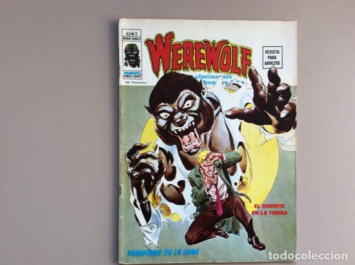 Cómics: EL HOMBRE LOBO / WEREWOLF VOLUMEN 1 Y 2 Completa - Foto 19 - 266647983