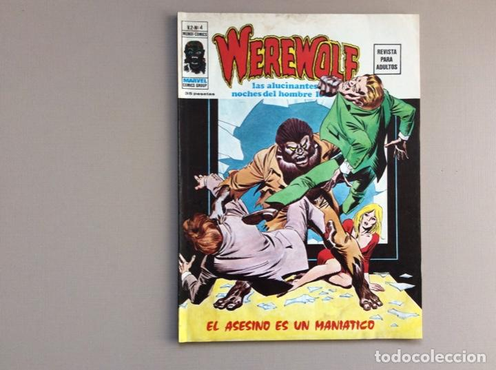 Cómics: EL HOMBRE LOBO / WEREWOLF VOLUMEN 1 Y 2 Completa - Foto 29 - 266647983