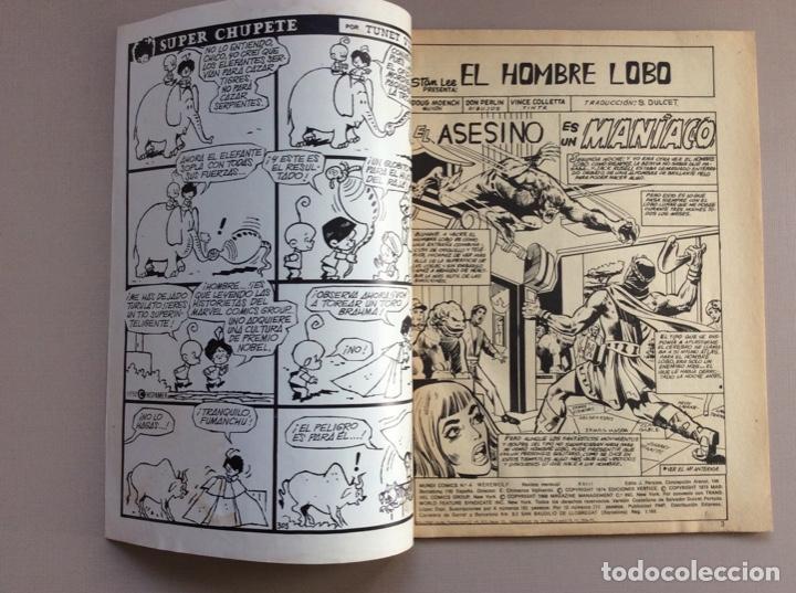 Cómics: EL HOMBRE LOBO / WEREWOLF VOLUMEN 1 Y 2 Completa - Foto 30 - 266647983