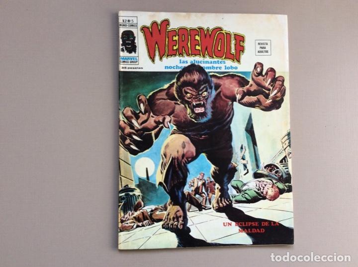 Cómics: EL HOMBRE LOBO / WEREWOLF VOLUMEN 1 Y 2 Completa - Foto 34 - 266647983
