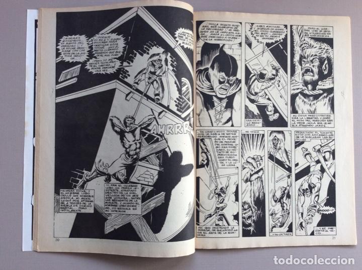 Cómics: EL HOMBRE LOBO / WEREWOLF VOLUMEN 1 Y 2 Completa - Foto 36 - 266647983