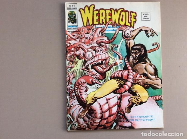 Cómics: EL HOMBRE LOBO / WEREWOLF VOLUMEN 1 Y 2 Completa - Foto 39 - 266647983