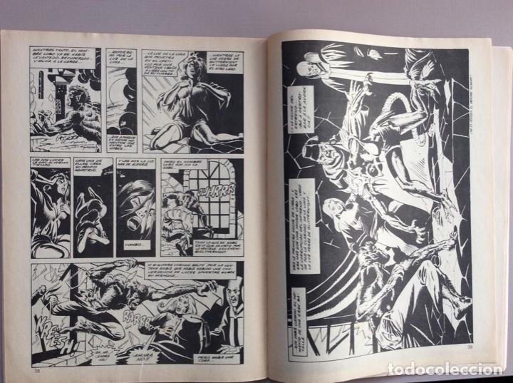 Cómics: EL HOMBRE LOBO / WEREWOLF VOLUMEN 1 Y 2 Completa - Foto 42 - 266647983