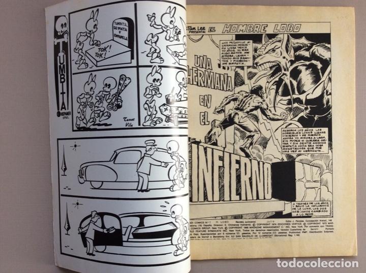 Cómics: EL HOMBRE LOBO / WEREWOLF VOLUMEN 1 Y 2 Completa - Foto 45 - 266647983