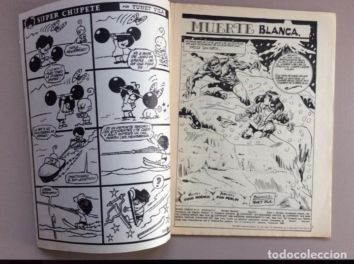Cómics: EL HOMBRE LOBO / WEREWOLF VOLUMEN 1 Y 2 Completa - Foto 50 - 266647983