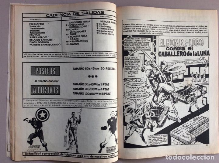 Cómics: EL HOMBRE LOBO / WEREWOLF VOLUMEN 1 Y 2 Completa - Foto 56 - 266647983