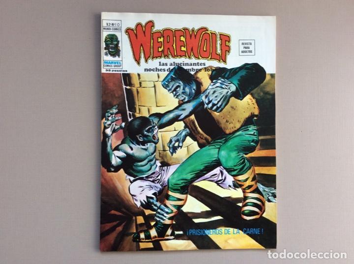 Cómics: EL HOMBRE LOBO / WEREWOLF VOLUMEN 1 Y 2 Completa - Foto 60 - 266647983