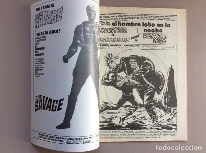 Cómics: EL HOMBRE LOBO / WEREWOLF VOLUMEN 1 Y 2 Completa - Foto 61 - 266647983