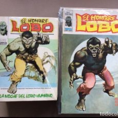 Cómics: EL HOMBRE LOBO / WEREWOLF VOLUMEN 1 Y 2 COMPLETA. Lote 266647983