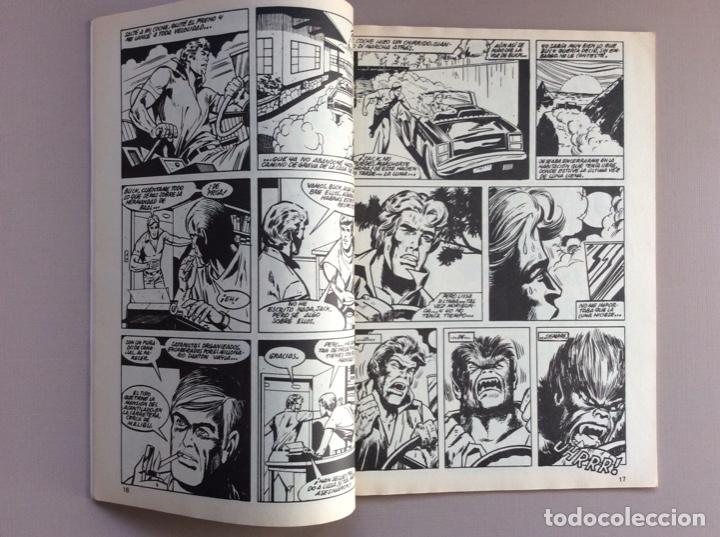 Cómics: EL HOMBRE LOBO / WEREWOLF VOLUMEN 1 Y 2 Completa - Foto 62 - 266647983