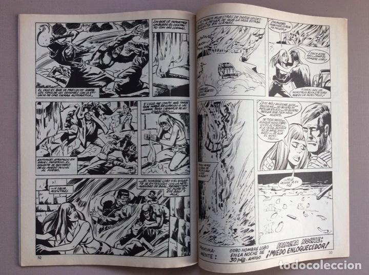 Cómics: EL HOMBRE LOBO / WEREWOLF VOLUMEN 1 Y 2 Completa - Foto 63 - 266647983