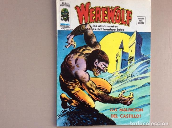 Cómics: EL HOMBRE LOBO / WEREWOLF VOLUMEN 1 Y 2 Completa - Foto 65 - 266647983