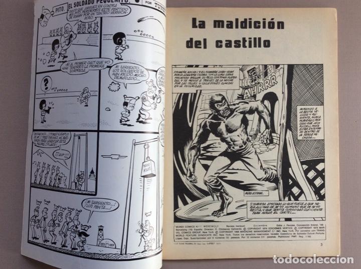 Cómics: EL HOMBRE LOBO / WEREWOLF VOLUMEN 1 Y 2 Completa - Foto 66 - 266647983