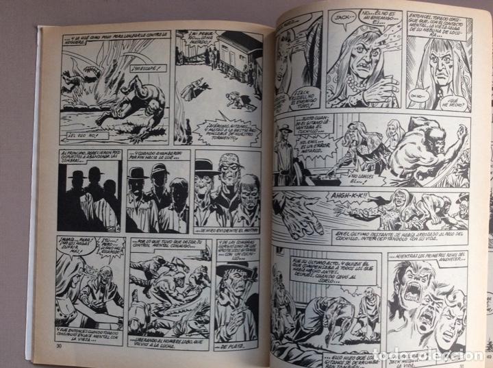 Cómics: EL HOMBRE LOBO / WEREWOLF VOLUMEN 1 Y 2 Completa - Foto 67 - 266647983