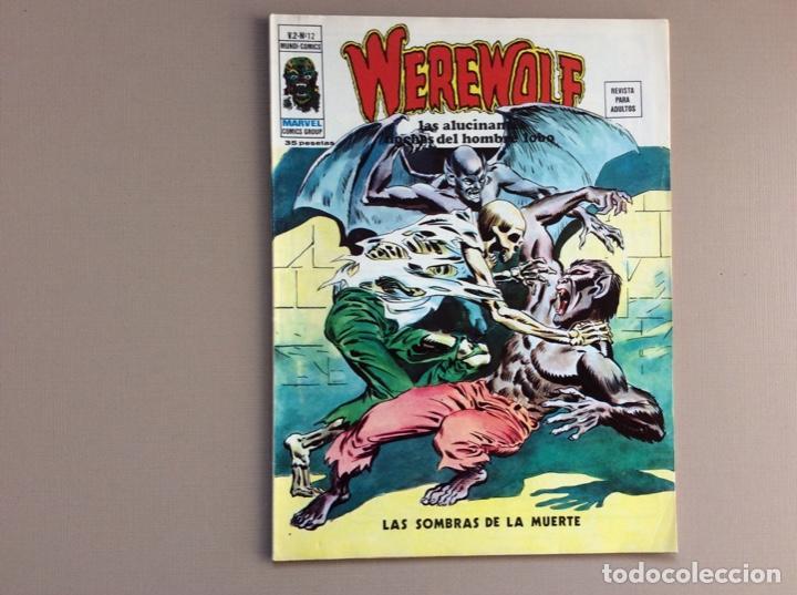 Cómics: EL HOMBRE LOBO / WEREWOLF VOLUMEN 1 Y 2 Completa - Foto 69 - 266647983