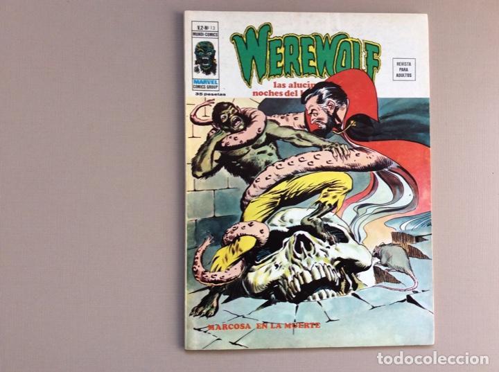 Cómics: EL HOMBRE LOBO / WEREWOLF VOLUMEN 1 Y 2 Completa - Foto 74 - 266647983