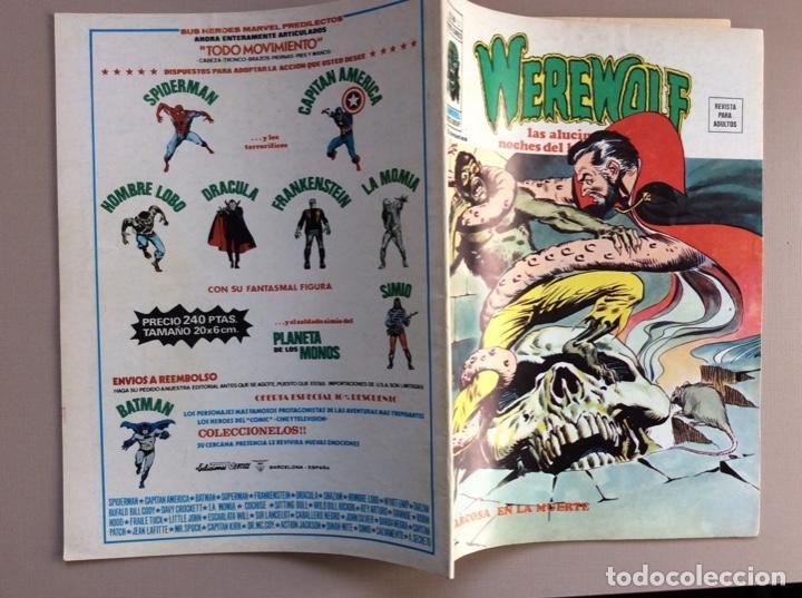 Cómics: EL HOMBRE LOBO / WEREWOLF VOLUMEN 1 Y 2 Completa - Foto 79 - 266647983