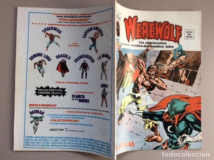 Cómics: EL HOMBRE LOBO / WEREWOLF VOLUMEN 1 Y 2 Completa - Foto 83 - 266647983