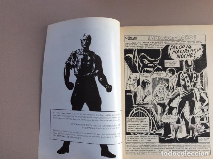Cómics: EL HOMBRE LOBO / WEREWOLF VOLUMEN 1 Y 2 Completa - Foto 85 - 266647983