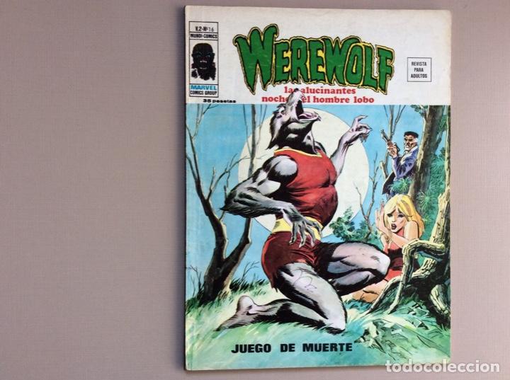 Cómics: EL HOMBRE LOBO / WEREWOLF VOLUMEN 1 Y 2 Completa - Foto 88 - 266647983