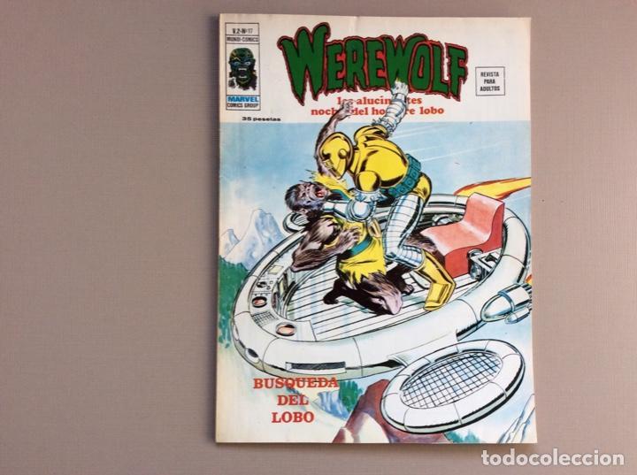 Cómics: EL HOMBRE LOBO / WEREWOLF VOLUMEN 1 Y 2 Completa - Foto 93 - 266647983