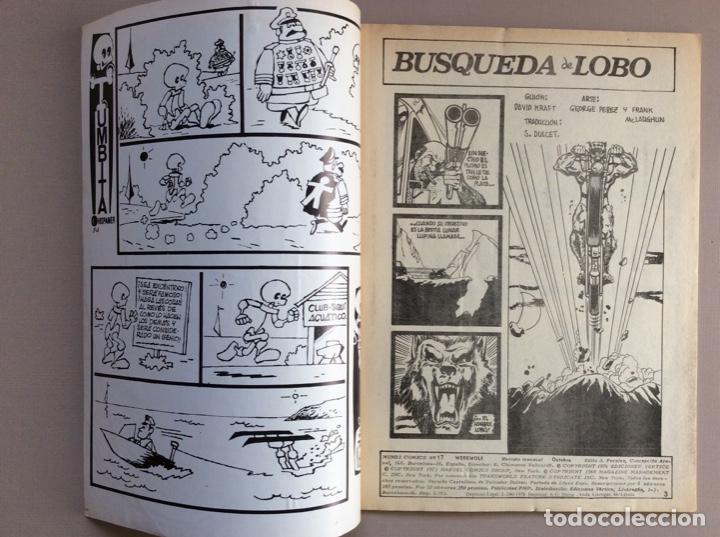 Cómics: EL HOMBRE LOBO / WEREWOLF VOLUMEN 1 Y 2 Completa - Foto 94 - 266647983