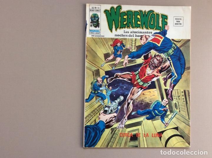 Cómics: EL HOMBRE LOBO / WEREWOLF VOLUMEN 1 Y 2 Completa - Foto 99 - 266647983