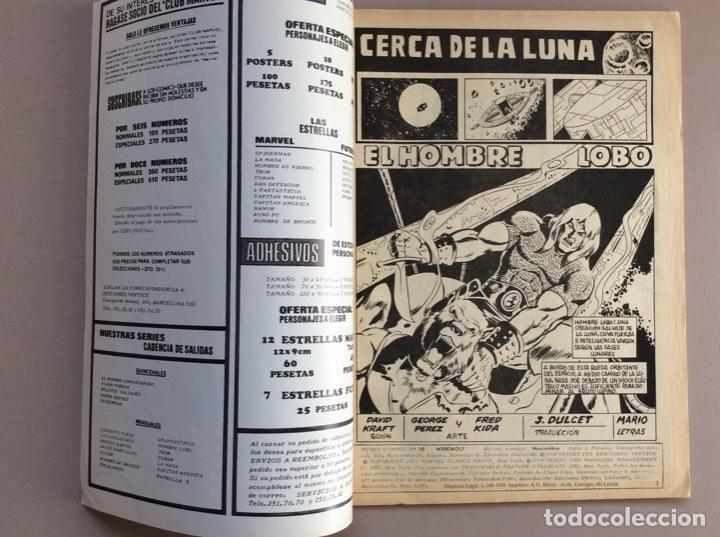 Cómics: EL HOMBRE LOBO / WEREWOLF VOLUMEN 1 Y 2 Completa - Foto 100 - 266647983