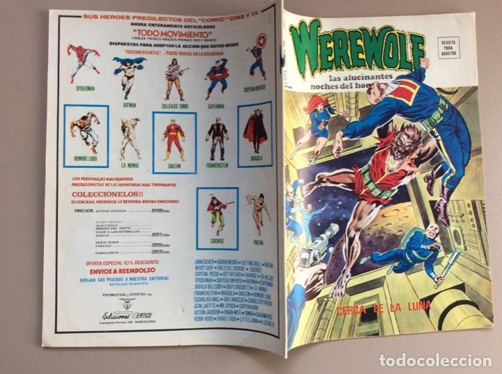 Cómics: EL HOMBRE LOBO / WEREWOLF VOLUMEN 1 Y 2 Completa - Foto 104 - 266647983