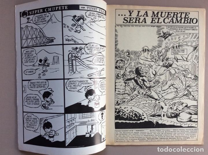 Cómics: EL HOMBRE LOBO / WEREWOLF VOLUMEN 1 Y 2 Completa - Foto 106 - 266647983