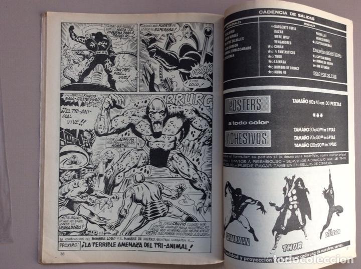 Cómics: EL HOMBRE LOBO / WEREWOLF VOLUMEN 1 Y 2 Completa - Foto 108 - 266647983