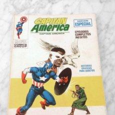 Comics: CAPITAN AMERICA - Nº 16 - NACE UN EQUIPO - ED. VERTICE - 1971 - TACO VOL. 1. Lote 231143570