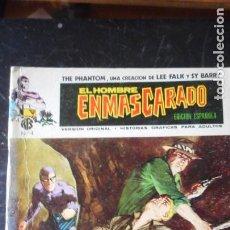 Cómics: EL HOMBRE ENMASCARADO Nº 4. Lote 231313640