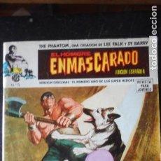 Cómics: EL HOMBRE ENMASCARADO Nº 5. Lote 231313940