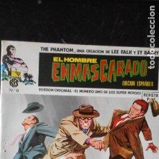 Cómics: EL HOMBRE ENMASCARADO Nº 6. Lote 231314335