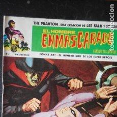 Cómics: EL HOMBRE ENMASCARADO Nº 21. Lote 231314540