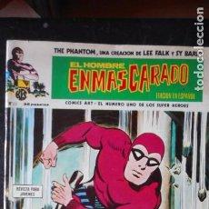 Cómics: EL HOMBRE ENMASCARADO Nº 23. Lote 231314685