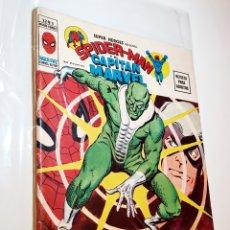 Cómics: SPIDER MAN Y EL CAPITAN MARVEL. Lote 231620150