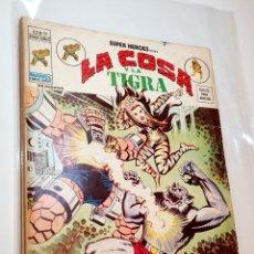 Cómics: LA COSA Y LA TIGRA N°59. Lote 231620555