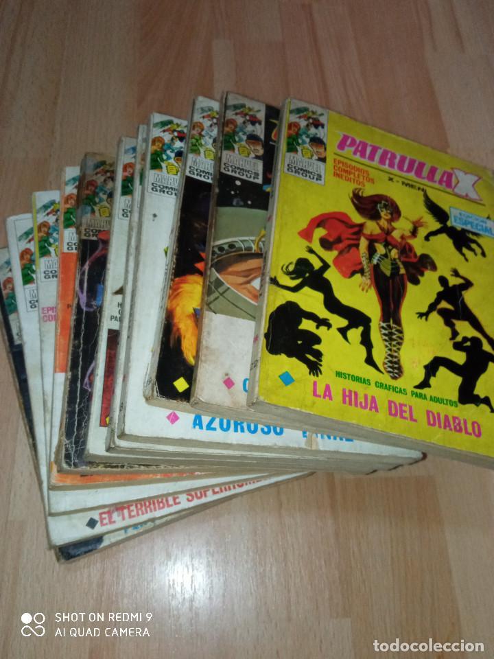 Cómics: Lote Patrulla X vol. 1 - Foto 16 - 171448345