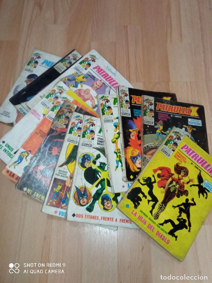 Cómics: Lote Patrulla X vol. 1 - Foto 17 - 171448345