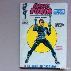 Cómics: CORONEL FURIA COMPLETA. Lote 231719565