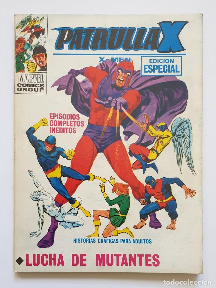 PATRULLA X Nº 25. VOL. 1 VERTICE. 1ª EDICION (Tebeos y Comics - Vértice - Patrulla X)