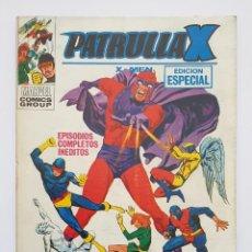 Cómics: PATRULLA X Nº 25. VOL. 1 VERTICE. 1ª EDICION. Lote 231783685