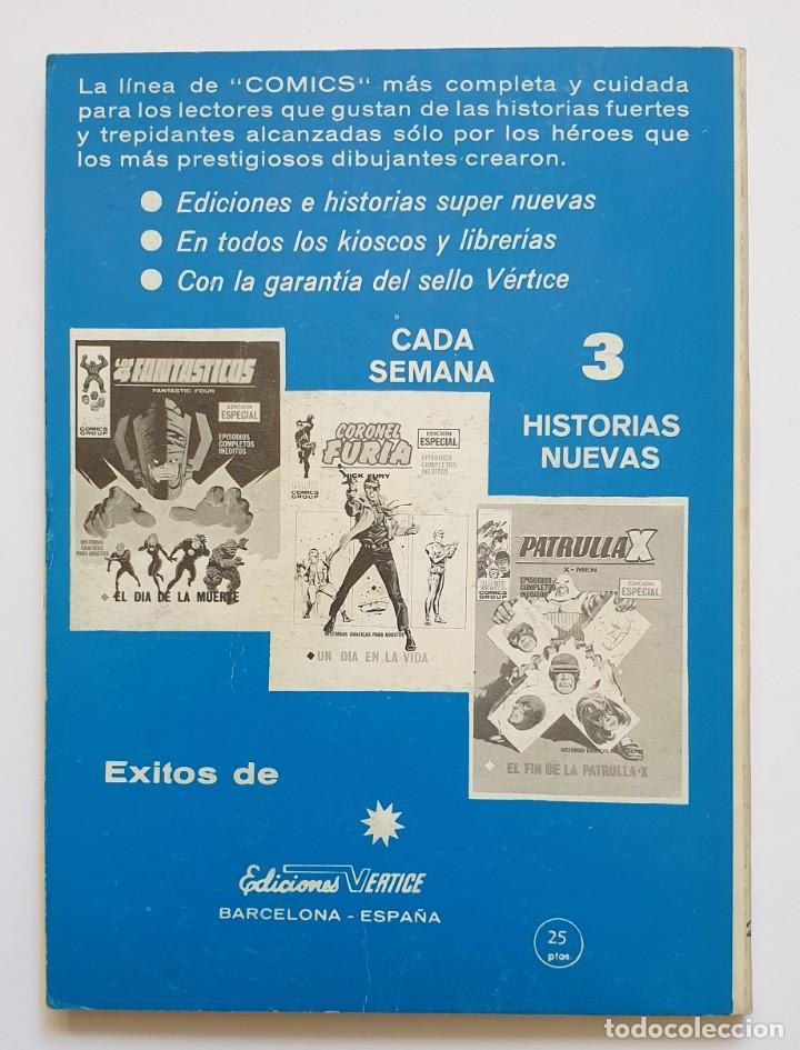 Cómics: PATRULLA X Nº 25. VOL. 1 VERTICE. 1ª EDICION - Foto 2 - 231783685