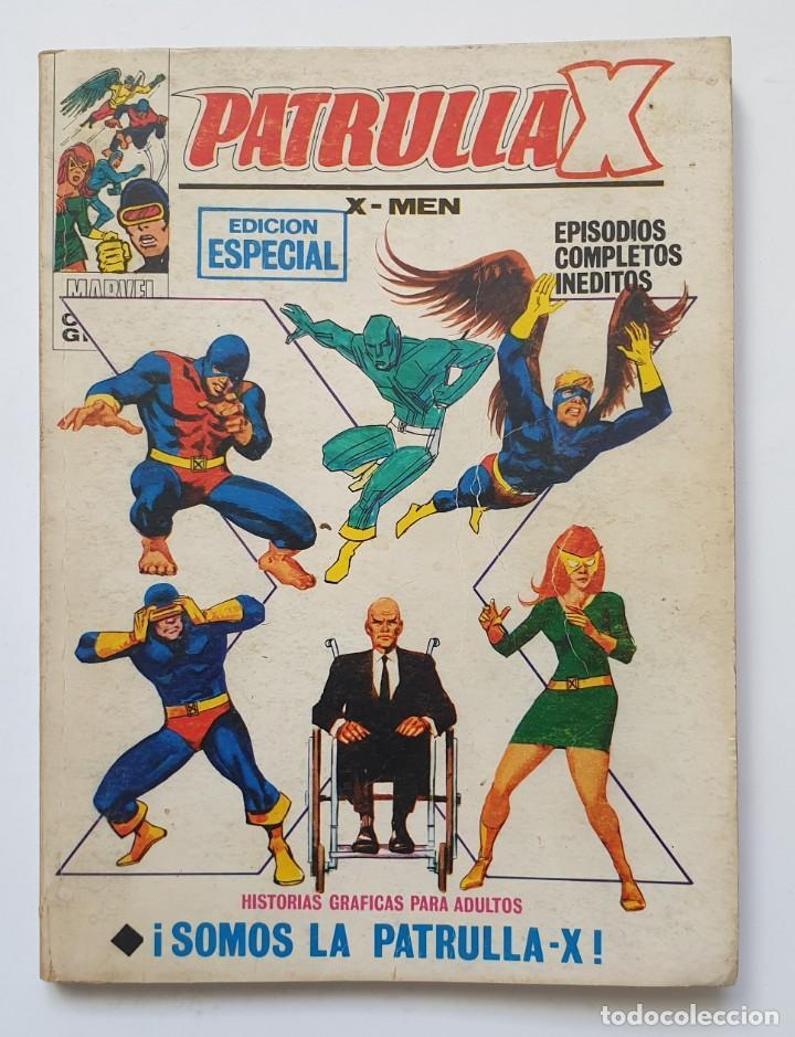 PATRULLA X Nº 32. VOL. 1 VERTICE. 1ª EDICION (Tebeos y Comics - Vértice - Patrulla X)
