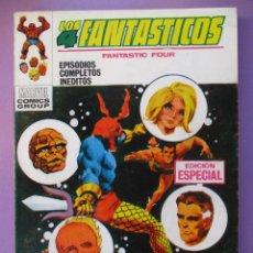 Cómics: LOS 4 FANTASTICOS Nº 15 VERTICE TACO ¡¡¡¡ BUEN ESTADO !!!!!!. Lote 231906820