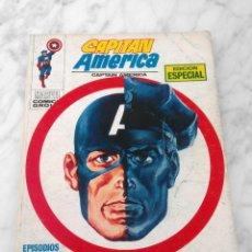 Cómics: CAPITAN AMERICA - Nº 19 - EL SECRETO - ED. VERTICE - 1971 - TACO VOL. 1. Lote 232278515